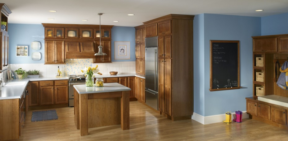Kraftmaid Grandview Sunset A C Kitchens And Baths